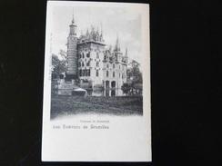 LES ENVIRONS DE BRUXELLES     CHATEAU DE HUMBECK - Grimbergen