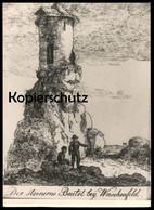 ÄLTERE POSTKARTE DER STEINERNE BEUTEL BEY WEISCHENFELD Waischenfeld Franken Postcard Cpa Ansichtskarte AK - Germania