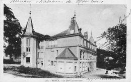 CPA - NANCY (54) - Aspect De La Cité Universitaire, Ancien Château De Monbois Dans Les Années 20 / 30 - Nancy
