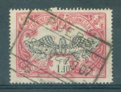 """BELGIE - TR 42 - Cachet   """"PUERS"""" - (ref. 14.860) - 1895-1913"""