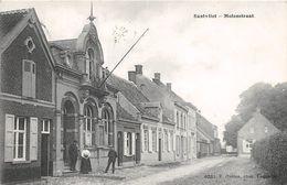 Zandvliet Berendrecht, Molenstraat 1910 - Belgien