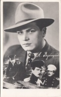 Russischer SCHAUSPIELER - Fotokarte (3) - Schauspieler