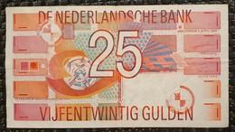 Nederland 25 Gulden 1989 - [2] 1815-… : Reino De Países Bajos