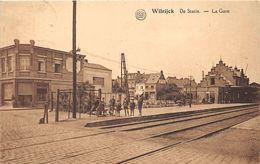Wilrijk, De Statie Station 1927 - Belgien