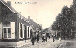 Zandvliet, Verkensmarkt 1910-1920 - Belgien