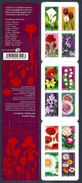 """FR Carnet YT BC662 """" Dites-le Avec Des Fleurs, Adhésifs """" 2012 Neuf** - Carnets"""
