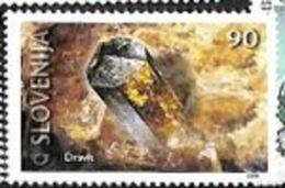 Slovénie 2000 Minerals Minéraux Dravite - Mineralien