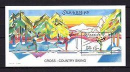 Somalia 2001 Cross-country Skiing MNH -(V-23) - Olympic Games