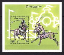 Somalia 2001 Polo Sport MNH -(V-23) - Olympic Games