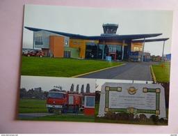 AIRPORT / FLUGHAFEN / AEROPORT       VALENCIENNES DENAIN - Aerodromi