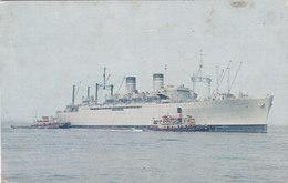 GENERAL MAURICE ROSE  /  UNITED STATES NAVAL SHIP _ Viaggiata - Guerra