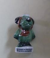 SATANAS ET DIABOLO - 1996 - DIABOLO - FEVE BRILLANTE - Dessins Animés