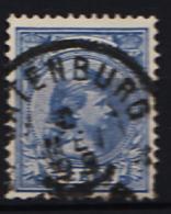 Grootrondstempel Hulpkantoor GRHK 0059 Batenburg Op 35 - 1891-1948 (Wilhelmine)