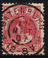 Grootrondstempel Hulpkantoor GRHK 0059 Batenburg Op 60 - 1891-1948 (Wilhelmine)