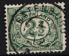 Grootrondstempel Hulpkantoor GRHK 0059 Batenburg Op 55 - 1891-1948 (Wilhelmine)