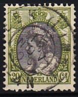 Grootrondstempel Hulpkantoor GRHK 0063 Beek (LIMB.) Op 69 - Period 1891-1948 (Wilhelmina)
