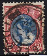 Grootrondstempel Hulpkantoor GRHK 0063 Beek (LIMB.) Op 71 - Period 1891-1948 (Wilhelmina)