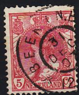 Grootrondstempel Hulpkantoor GRHK 0064 Beek (N.B.) Op 60 - 1891-1948 (Wilhelmine)