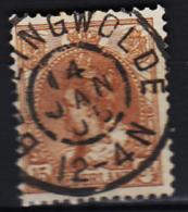 Grootrondstempel Hulpkantoor GRHK 0073 Bellingwoude Op 64 - Period 1891-1948 (Wilhelmina)
