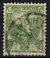 Grootrondstempel Hulpkantoor GRHK 0079 Berchem Op 68 - 1891-1948 (Wilhelmine)