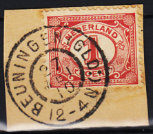 Grootrondstempel Hulpkantoor GRHK 0094B Beuningen (GLD:) Op 51 - Oblitérés