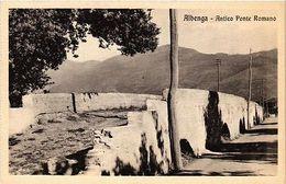 CPA ALBENGA Antico Ponte Romano . ITALY (530536) - Italy