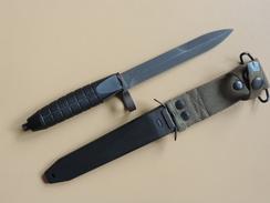 Baïonnette Allemande Type G3. - Knives/Swords