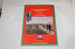 Les Insignes De Promotion Para Tome III Gérard Lagaune - Documents