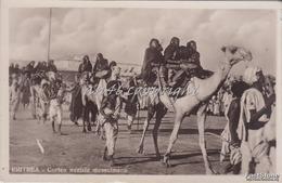 ERITREA_Corteo Nuziale Mussulmano _Originale D'Epoca100%- - Eritrea