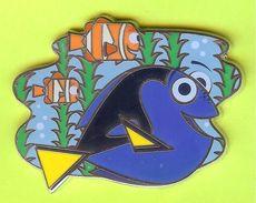 Pin's BD Disney Dory RARE - #526 - Disney