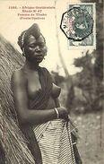 CPA Senegal Ethnic Nude Fortier - 1388. Étude N 67 Femme De Timbo (70915) - Senegal