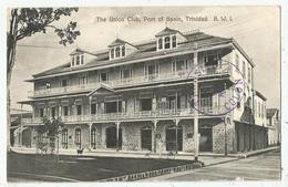 Trinidad - The Union Club , Port Of Spain - Trinidad