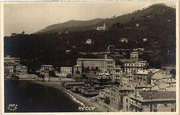 CPA RECCO . ITALY (530430) - Unclassified