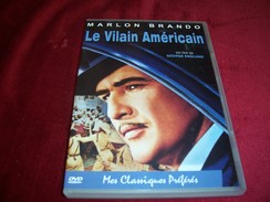 LE VILAIN AMERICAIN  AVEC MARLON BRANDO - Classiques