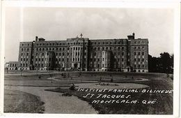 PC CANADA P. Q. Institut Familial Bilingue St. Jacques Moncalm (a452) - Postcards