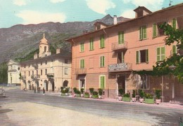 CUNEO - PRAZZO INFERIORE - ALBERGO SCUDO DI FANCIA - (VALLE MACRA).....F5 - Cuneo