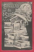 Bois-Seigneur-Issac - Souvenir Du St. Sang - 2 Cartes, Petites Vues ( Voir Verso ) - Braine-l'Alleud