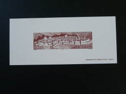 Gravure Engraving Goffin Cité Médiévale Medieval  Carcassonne 11 Aude 2000 - Other