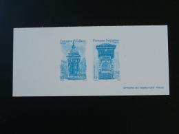Gravure Engraving Jumelet Fontaine Wallace Nejjarine (Maroc) 2002 - Denkmäler