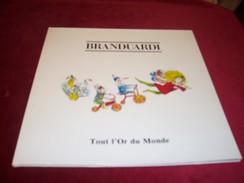 ANGELO  BRANDUARDI  °° TOUT L'OR DU MONDE - Other - Italian Music