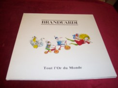 ANGELO  BRANDUARDI  °° TOUT L'OR DU MONDE - Vinyl-Schallplatten