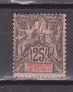 MADAGASCAR             N°  35   NEUF AVEC CHARNIERES        ( Ch     379    ) - Nuevos