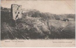 CPA: BEAUMONT  (Hainaut - Belgique):   La Tour Salamandre.     (D 1328) - Beaumont