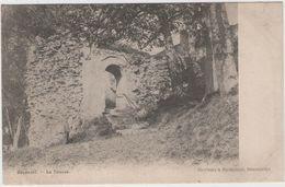 CPA: BEAUMONT  (Hainaut - Belgique):    La Poterne.   (D 1330) - Beaumont