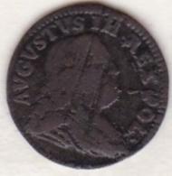 POLOGNE Dynastie : Wettin. .1 SOLIDUS 1754 . AUGUSTE III  (17 Octobre 1696 – 5 Octobre 1763) - Pologne