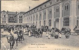 CPA 51 REIMS MOET ET CHANDON RECEPTION DES BOUTEILLES - Reims