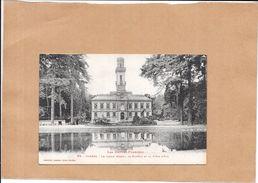 TARBES - 65 - Le Jardin Massey - Le Muséum Et La Pièce D'eau - JL - - Tarbes