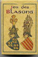 Jeu Des Blasons - Histoire De France - 54 Cartes - 54 Cartes