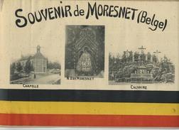 MORESNET :  Souvenir De  (  Vieux Document  Format  20 X 31.5 Cm ) - Non Classés