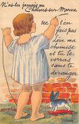CPA 51 N AS TU JAMAIS VU CHALONS SUR MARNE Multi Vues Petites Photos - Châlons-sur-Marne